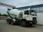 Scania цементовоз